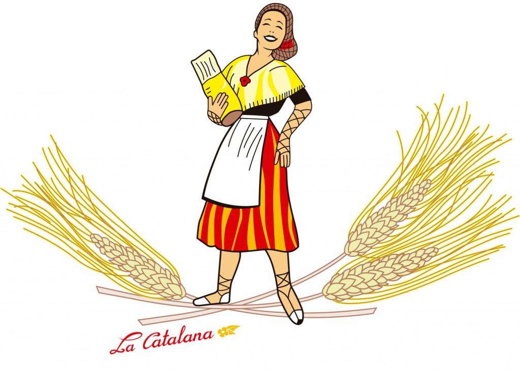 la catalana- pastas - alimenticias