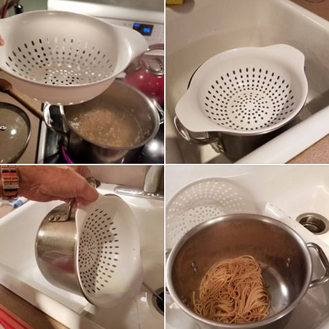 Colar la pasta