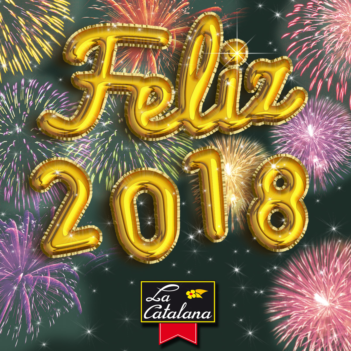 ¡¡Feliz 2018!!